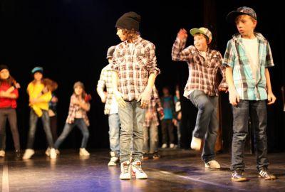B.D.S. taneční akademie - Street Dance