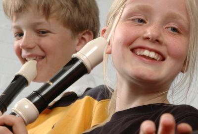 Zobcová flétna začátečníci