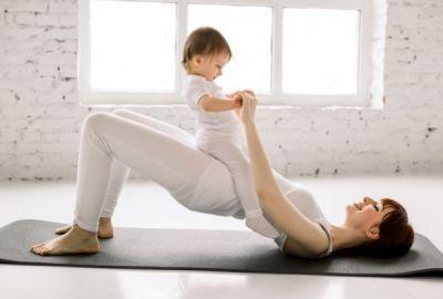 """Cvičení 7 - 10 měsíců """"Plazím se a lezu"""""""