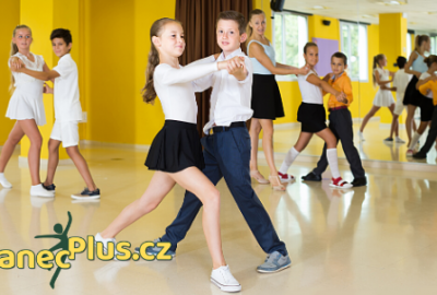 Společenský tanec - taneční kurzy v Praze